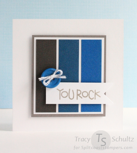 You Rock by Tracy Schultz
