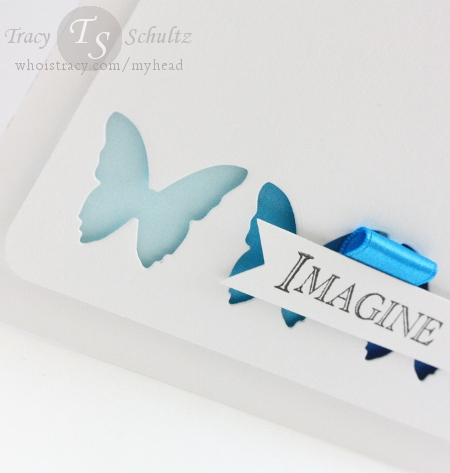 Imagine close-up by Tracy Schultz