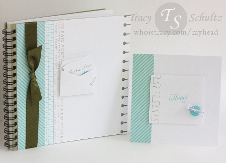 Notepad Set by Tracy Schultz