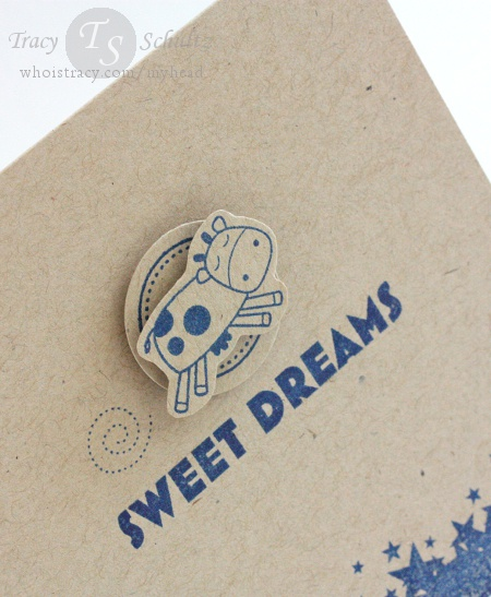 Sweet Dreams close-up