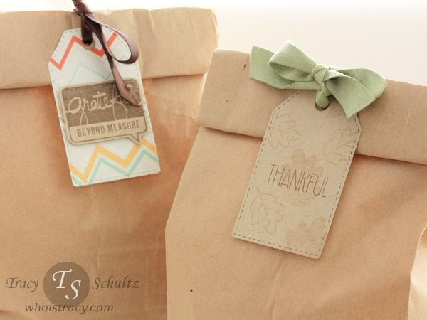 Cookie Bag Tags by Tracy Schultz @whoistracy.com